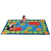 "Abc Caterpillar Rug - 8' 4"" X 11' 8"""