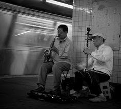 underground music..nyc subway