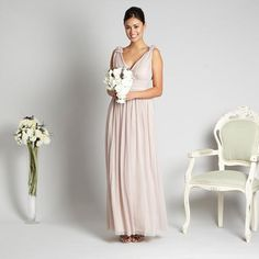 bridesmades dresses at Debenhams.com