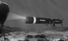 US Navy buys Archerfish mine-destroying underwater drones from BAE Systems