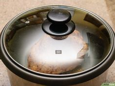 How to Cook a Turkey Breast in the Crock Pot: 9 Steps