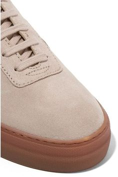 Axel Arigato - Suede Sneakers - Taupe - IT38