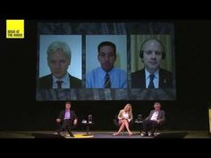 Ideas at the House: Panel - The War on Whistleblowers and Their Publishers. Featuring Julian Assange, Glenn Greenwald, David Coombs (attorney to Chelsea Manning) and Alexa O'Brien