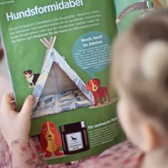 Our teepee for pets in one of the German magazines Kids Teepee Tent, Kidsroom, Play Houses, Magazines, German, Etsy Seller, Etsy Shop, Pets, Inspiration