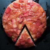 Rhubarb Custard Pie Recipe   SAVEUR