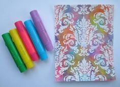 Designs by Marisa: JustRite Papercraft and Faber-Castell Mixed Media Blog Hop