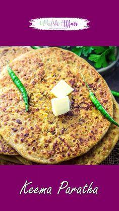 Keema Recipes, Paratha Recipes, Spicy Recipes, Indian Food Recipes, Cooking Recipes, Vegetarian Snacks, Instant Recipes, Food Videos, Mangalore