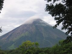 Nicaragua - Ometepe. best/most frightening hike ever- up a volcano in a mud slide thunder storm.