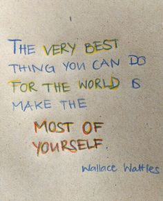 Wallace Wattles Quotes