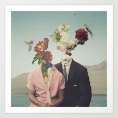 Somewhere+Else+Art+Print+by+Douglas+Hale+-+$19.00