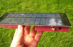 """How to make a Raspberry Pi solar-powered FTP server.""  Neat project itself, but I'm mostly interested in how much power it really needs."