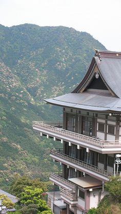 Kumano Nachi Taisha - Shrine