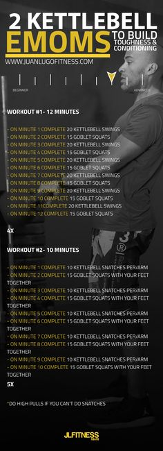 #KETTLEBELL #EMOM #WORKOUT | Posted By: NewHowToLoseBellyFat.com