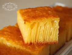 Honey Comb Cake, Kueh ambon