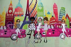 Fabrics, Etsy, Vintage, Children, Craft Gifts, Schmuck, Kids, Tejidos, Young Children