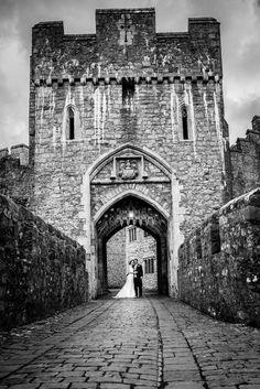 St Donat's Castle | Simone Photography | South Wales wedding venue