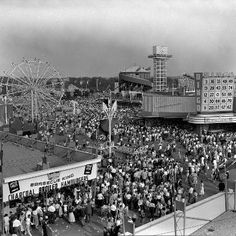 A photo of The Midway. Canadian History, Local History, Old London, London City, Toronto Ontario Canada, Old Ads, Paris Skyline, Dolores Park, Summer Bucket