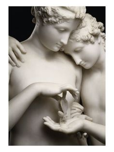 Love Canova, his work is sublime.