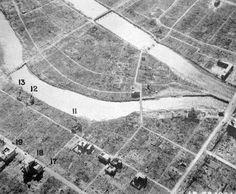 Photographs of the atomic bombings of Hiroshima and Nagasaki