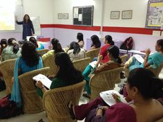 Workshop on Multiple Intelligence by ORKIDS at Orkids Multidisciplinary Clinic, Sushant Lok, Gurgaon www.orkidsped.com