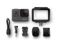 GoPro - HERO5 Black 4K Ultra HD Waterproof Camera