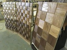 wood mosaic, oak mosaic, wood panels,