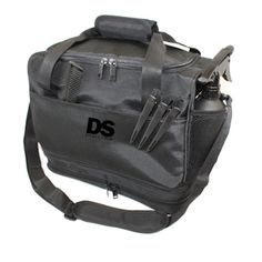 DS Platform Travel Stylist Tool bag - 2 Bags in one! Bottom zips off and organizes your tools in a tri fold design. Beautiful quality and design.