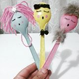 #kaşık #kızlar #recycle #geri #dönüşüm #süs #eğlenceli #fikirler #el #yapımı
