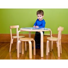 Mocka Hudson Kids Table and Chairs | Kid's Furniture
