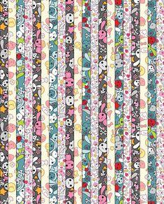 cute lucky stars paper'3 by floritty.deviantart.com on @deviantART