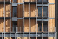 Le Vialenc Residential Block / Atelier du Rouget Simon Teyssou & Associés