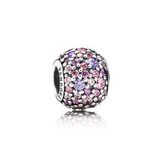 PANDORA | Pavé lights, multi-colored cz