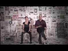 Bodypercussion by Santi Serratosa and Mariona Castells (Track Jack Savoretti 'Not Worthy')