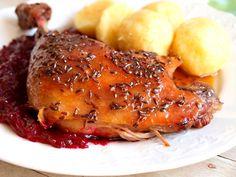 knedlíky, noky | ReceptyOnLine.cz - kuchařka, recepty a inspirace Pork, Meat, Kale Stir Fry, Pork Chops