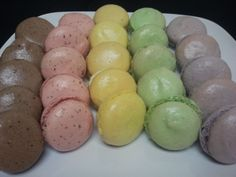 Cinnamons Bakery - French Macarons (Set of 12), $19.95 (http://www.cinnamonsbakery.com/french-macarons-set-of-12/)