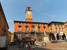 Italy. Reggio Emilia, a town of Romans, opera and Tricolour... an experience on @Worldly