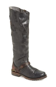 Freebird by Steven 'Lyon' Leather Riding Boot (Women) available at #Nordstrom