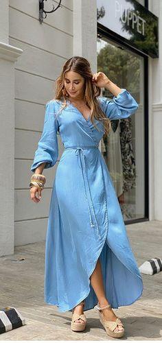 Denim Fashion, Girl Fashion, Fashion Outfits, Womens Fashion, Classy Outfits, Beautiful Outfits, Dress Skirt, Shirt Dress, Kurta Designs Women