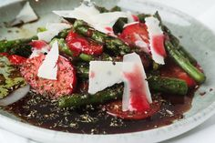 Pesto, Dairy, Cheese, Food, Asparagus Salad, Vinegar, Fast Recipes, 4 Years, Essen