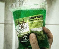 Zombie Shower Gel $9.59