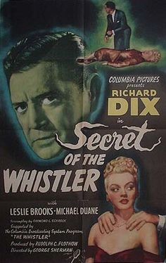 THE WHISTLER (1944) series