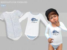 Puresim's Bodysuits for boys