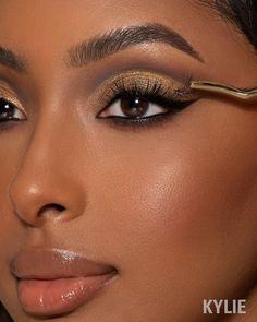Don't miss the Leopard Individual Lash Trio restock! KylieCosmetics.com High End Makeup Brands, Eyebrow Makeup Tips, Individual Lashes, Kylie Cosmetic, Lip Kit, Woman Face, Liquid Lipstick, Makeup Cosmetics, Eyeshadow Palette