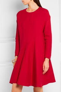 Marni   Silk and wool-blend dress   NET-A-PORTER.COM