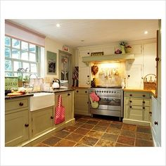 Kitchen Styles on Gap Interiors   Country Style Kitchen   Picture Library Specialising