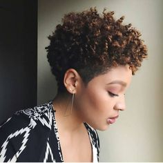 Hair natural short tapered twa 44 new Ideas Tapered Natural Hair Cut, Natural Hair Short Cuts, Short Curly Hair, Short Hair Cuts, Curly Hair Styles, Natural Hair Styles, Tapered Afro, Tapered Haircut, Tapered Natural Hairstyles