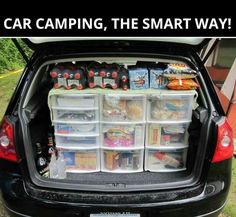 Idea for camping