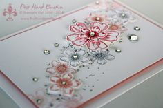Petite Petals, Gorgeous Grunge, Stampin' Up