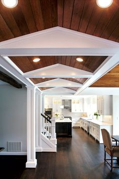 Want to Make Your New House Stand Out? Don't Forget About the Ceilings. | Washingtonian