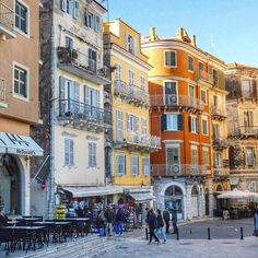 Corfu, Greece #corfu #greece